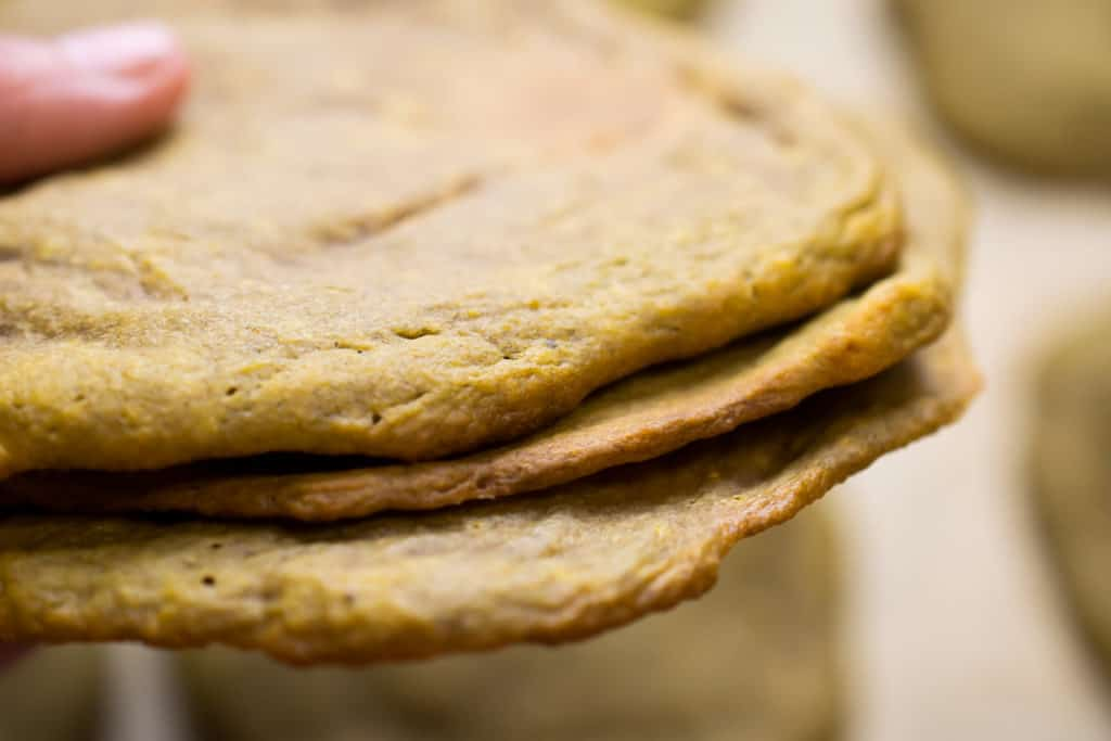 aip plantain tortilla