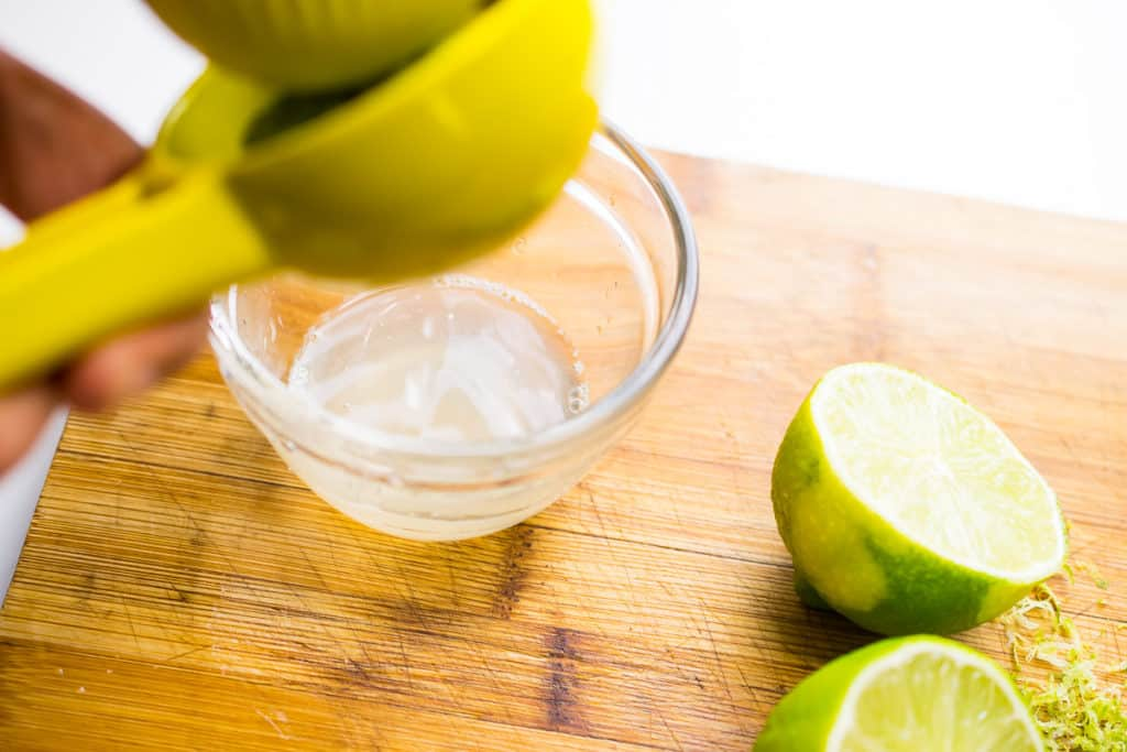 juice limes