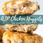 AIP chicken nugget