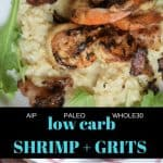 whole30 shrimp and grits