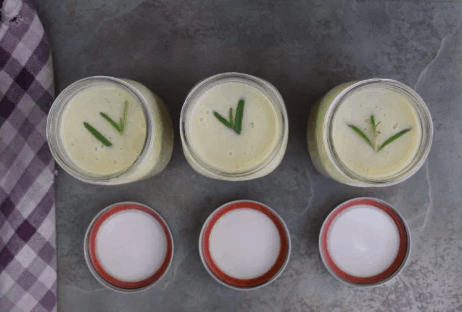 creamy paleo garlic soup