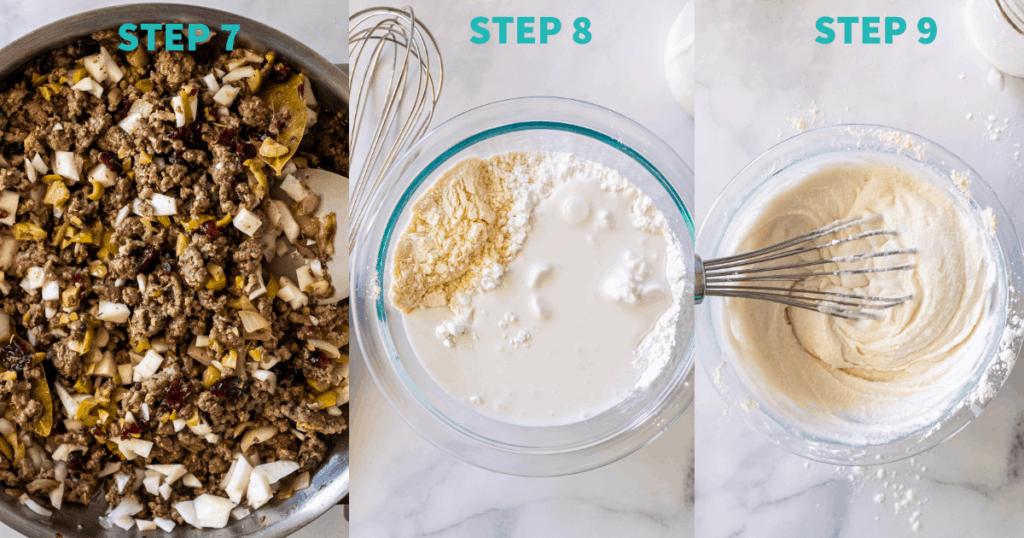 paleo empanadas step by step