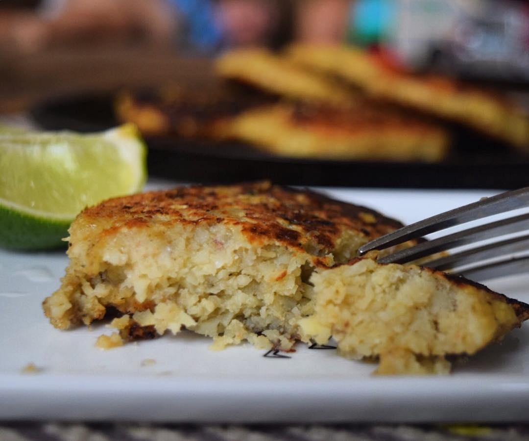 Sweet Potato Shrimp Cakes – Castaway Kitchen