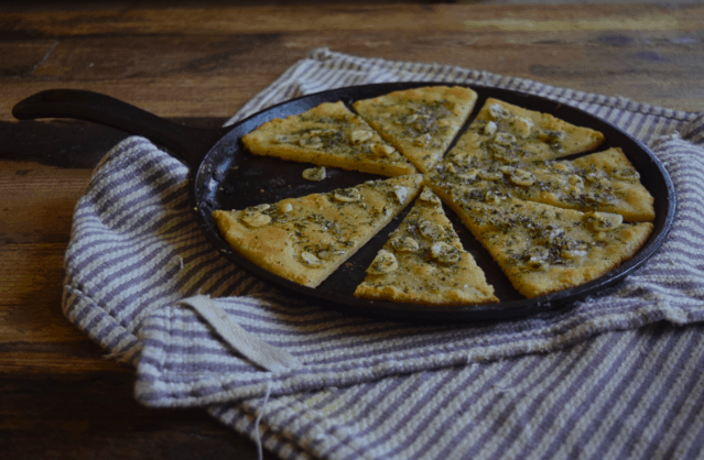 paleo garlic bread
