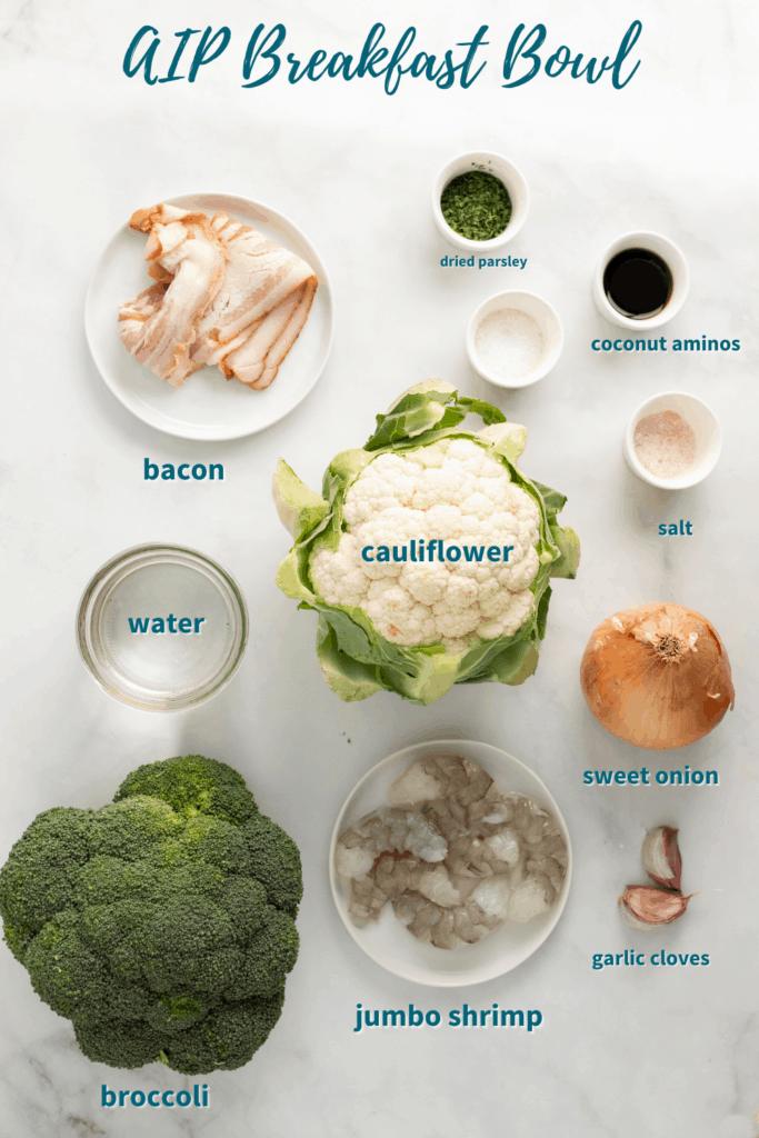 aip breakfast ingredients