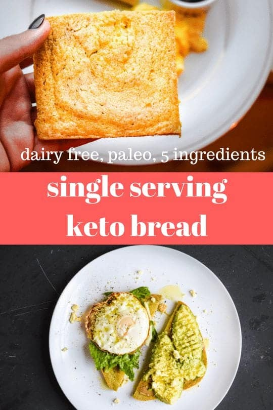 90 second keto bread