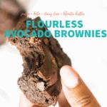 avocado brownies
