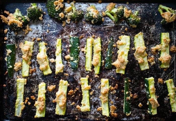 tempura zucchini