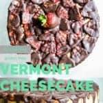 lactose free cheesecake