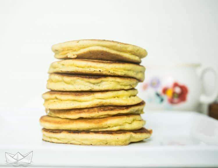 keto dairy free pancakes