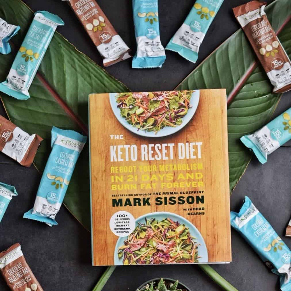 Keto Diet Reset and A Big Giveaway!