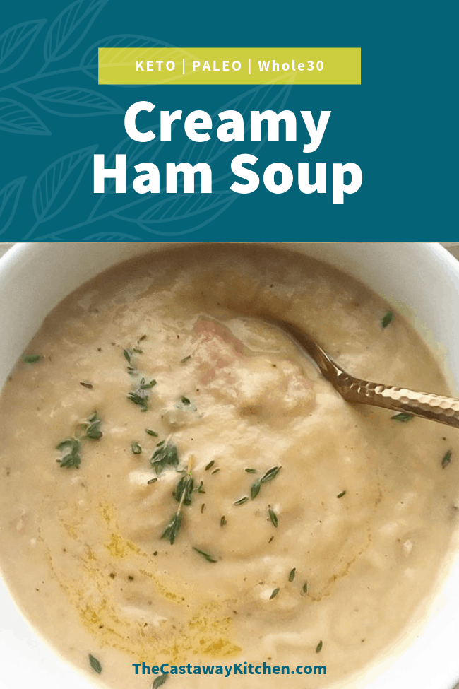 whole30 ham soup