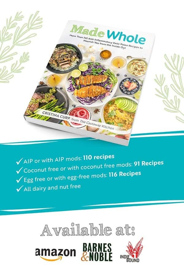 dairy free keto cookbook
