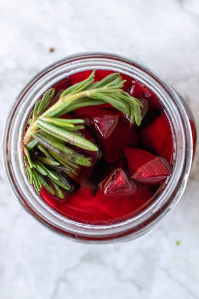 Sugar Free Pickled Beets and Carrots are a wonderful addition to any plate! Add color, flavor and nutrients! #paleo #AIP #whole30