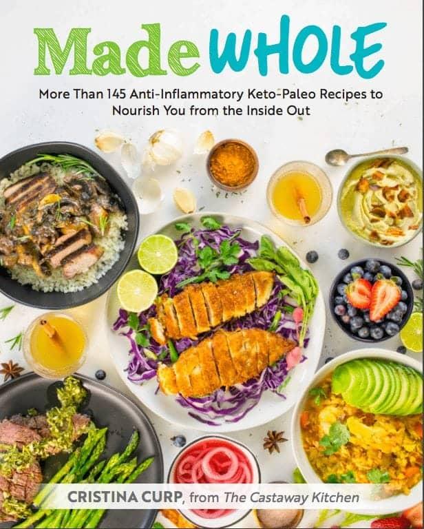 made whole cookbook