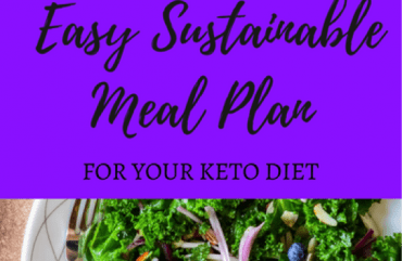 dairy free keto meal plan