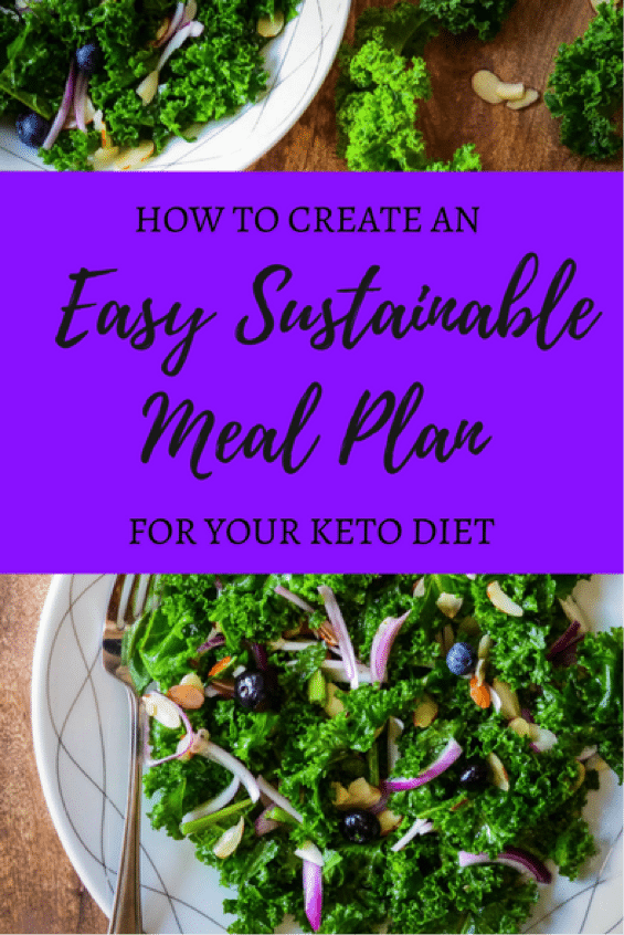dairy free keto meal plan