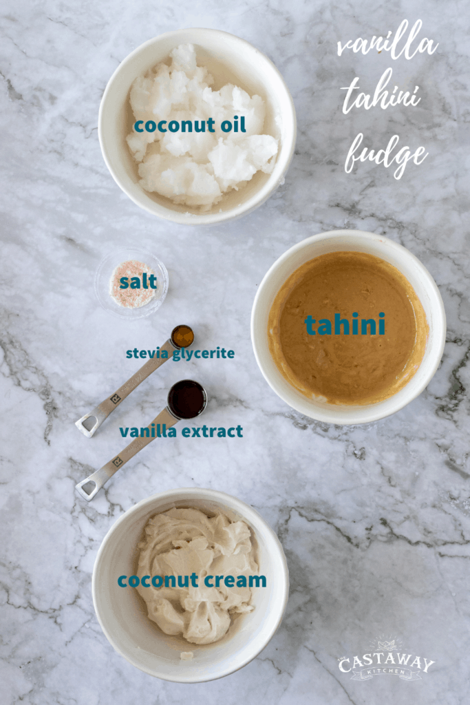 keto vanilla fat bomb ingredients