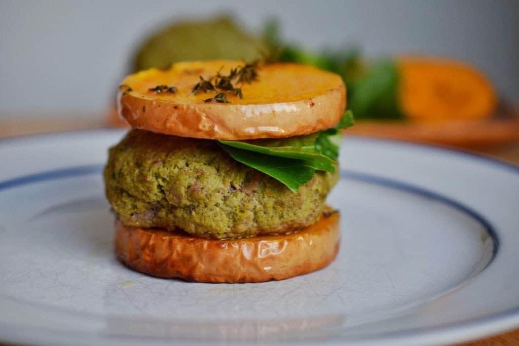 hidden veggie burger