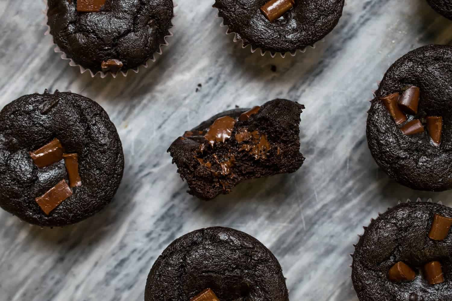 keto chocolate muffin