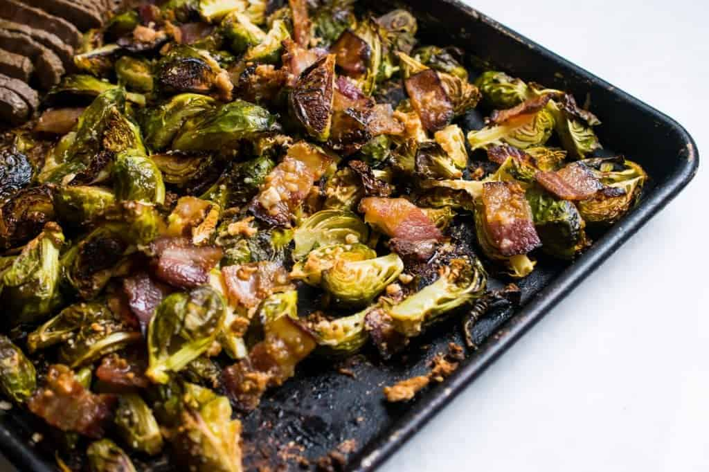 roasted vegetables keto