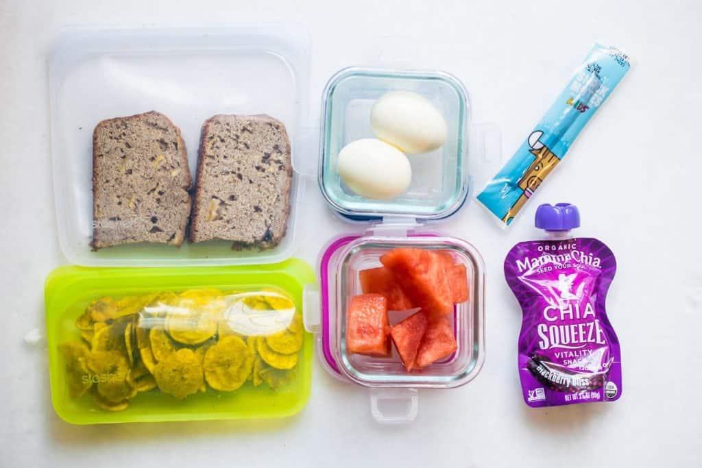 gluten free kid lunch