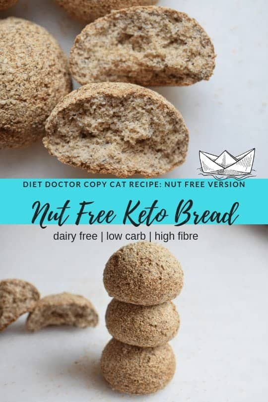carbs in diet doctor keto bread