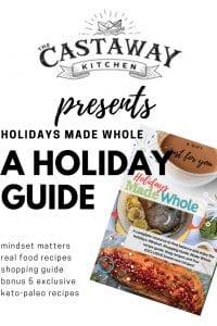 keto holiday guide