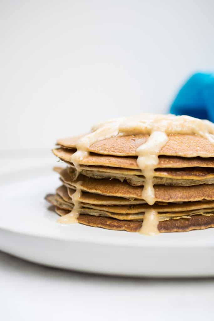 low carb flourless pancakes