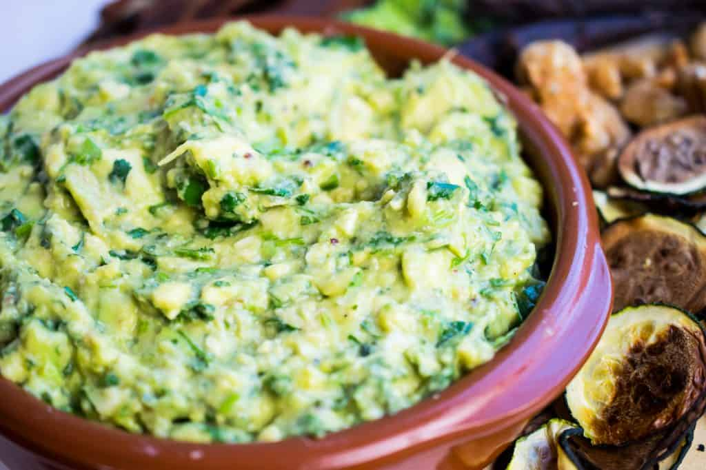 nightshade free guacamole