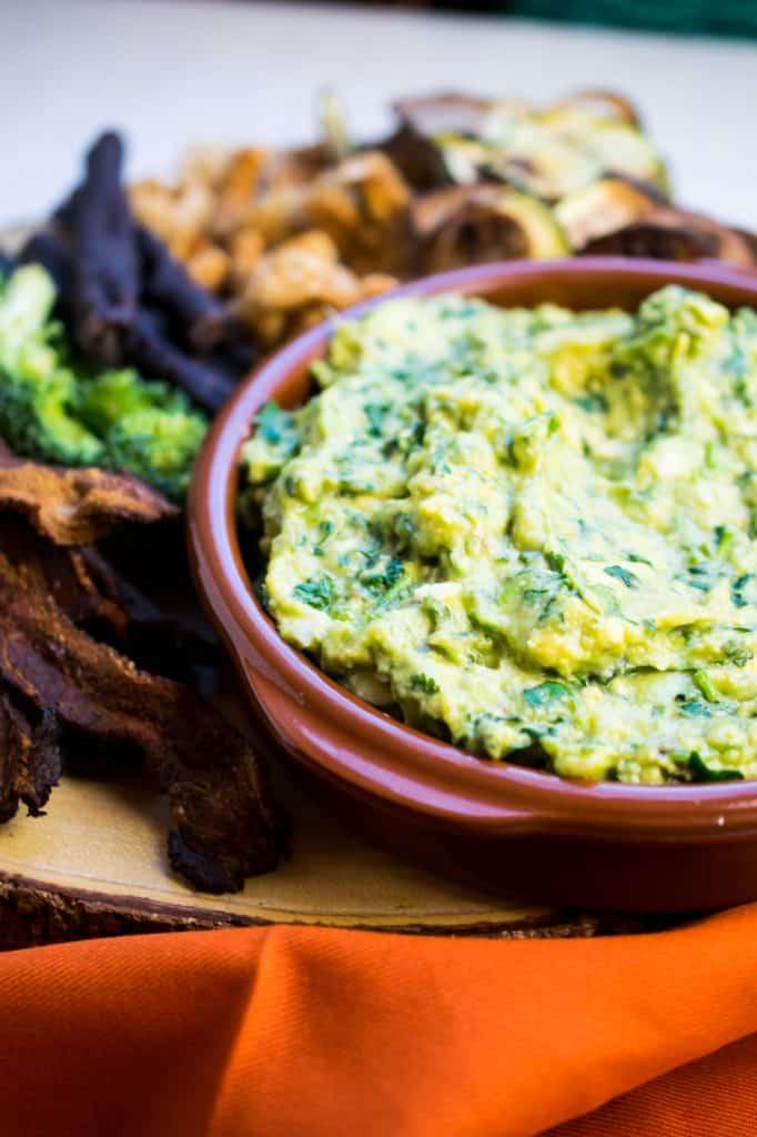 sichuan guacamole