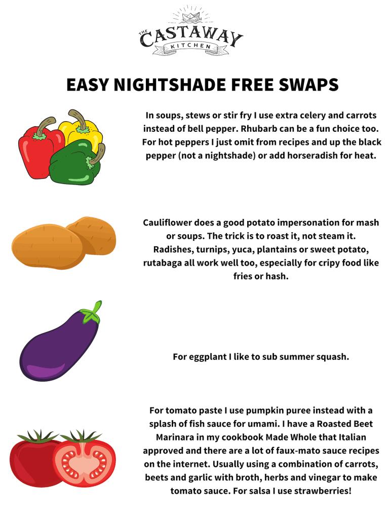 nightshade free