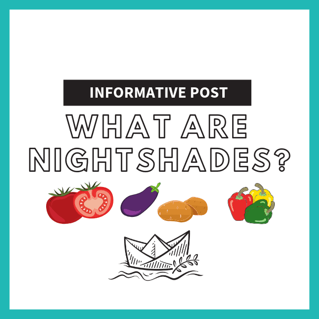 Nightshades: What are They? When and How To Avoid Them