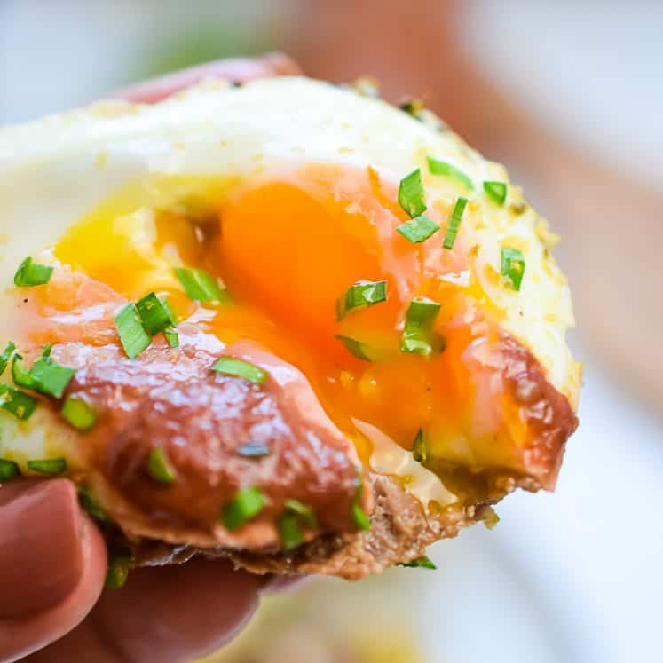 keto pizza eggs