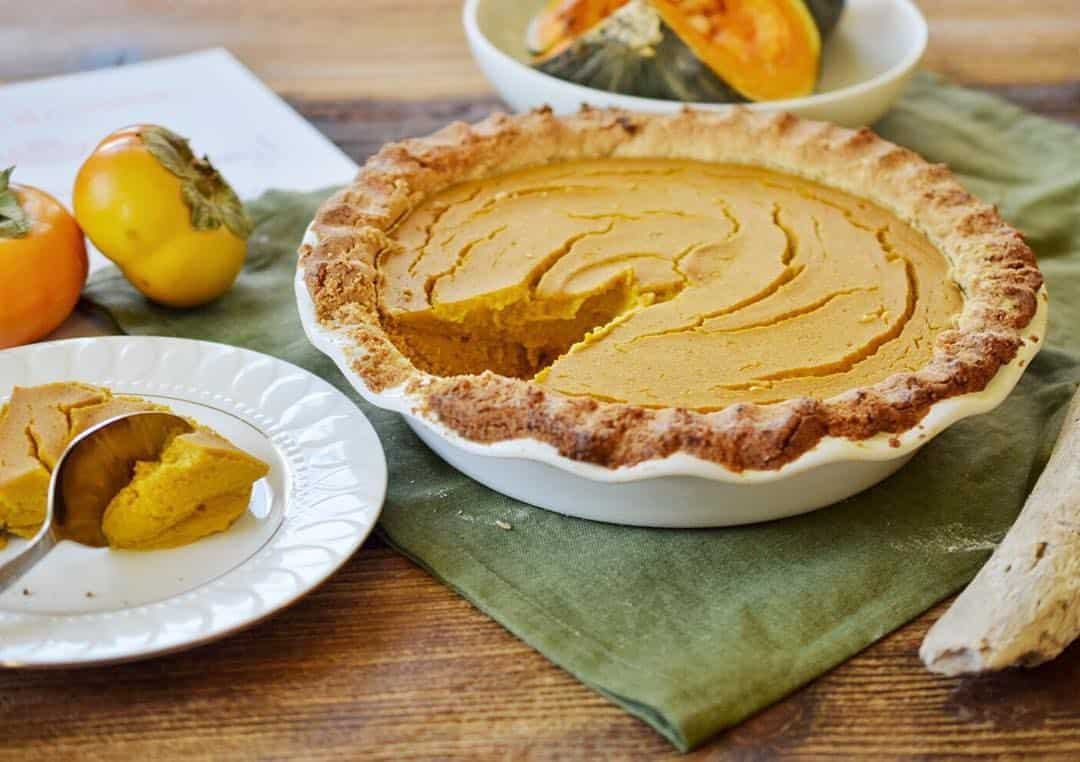 Paleo Pumpkin Pie | The Castaway Kitchen