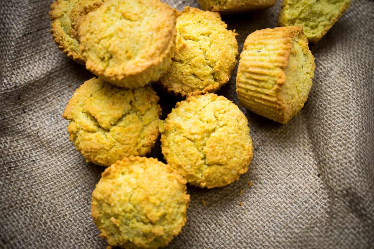 Sugar Free Breakfast Muffins Keto Grain Free Gluten Free