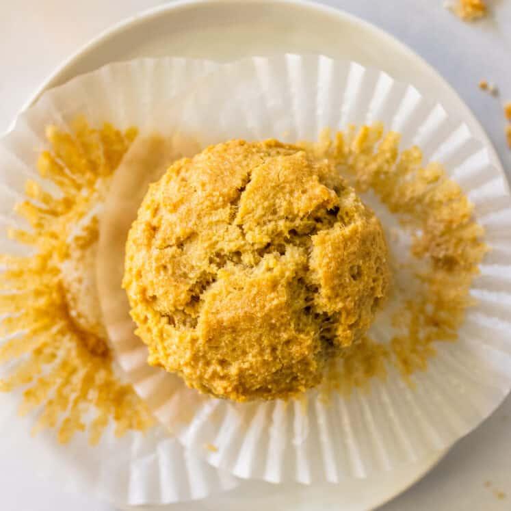 sugar free paleo muffins