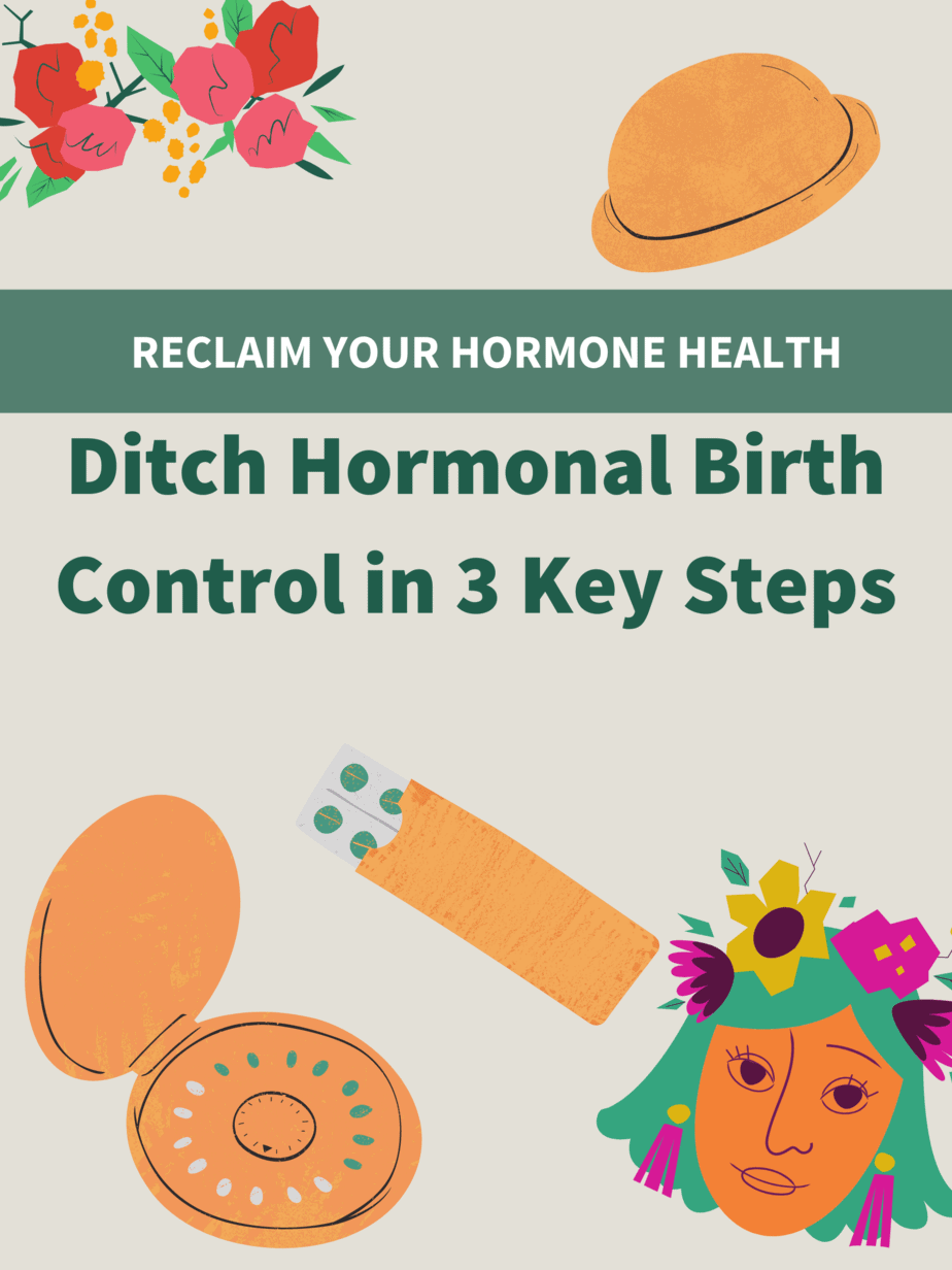how to get off birth control