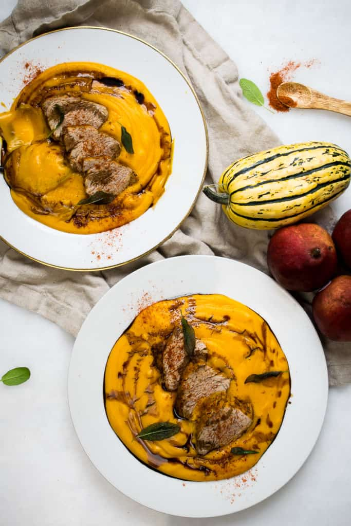 instant pot port and butternut