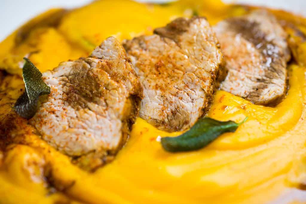 instant pot pork and butternut