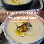 aip cream of mushroom