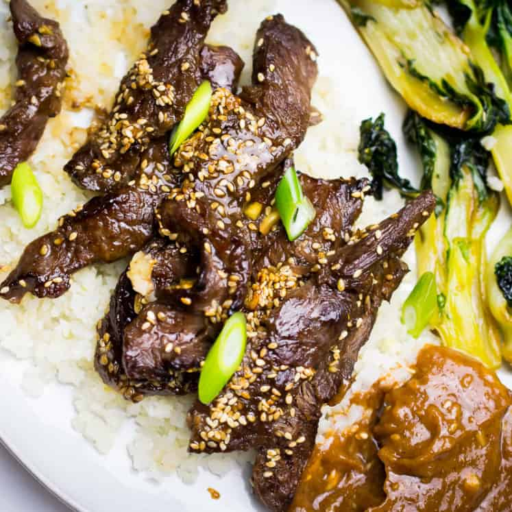 whole30 korean beef
