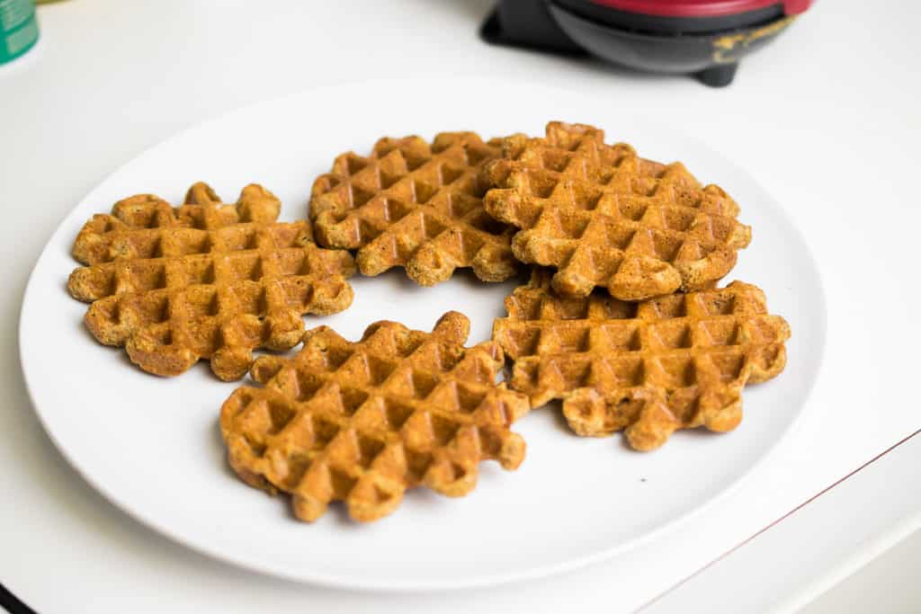 aip waffles cassava free