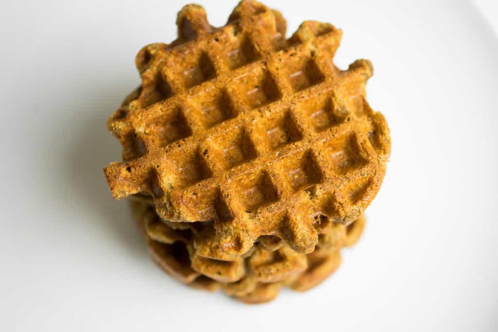 AIP crispy waffles