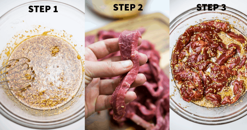 cooking whole30 korean beef