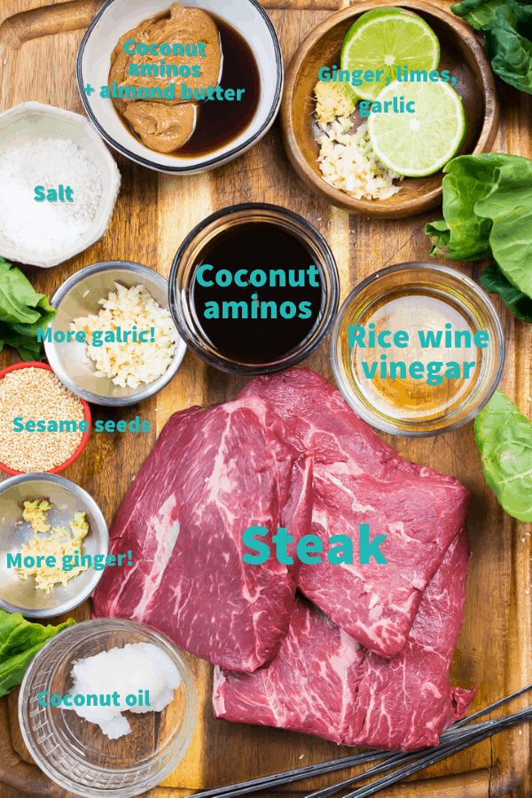 whole korean beef ingredients