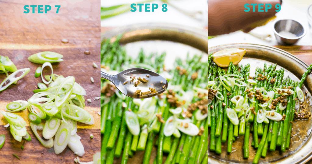making aip salad