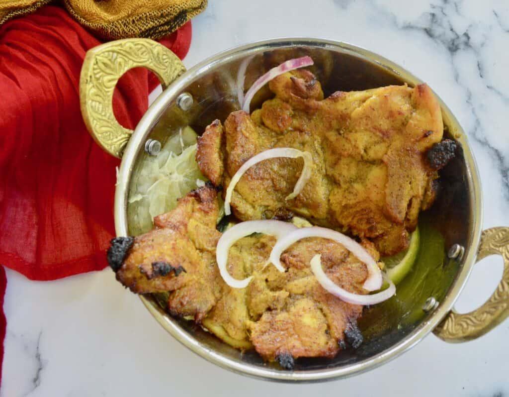 aip tandoori chicken
