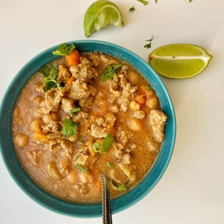 instant pot caribbean soup